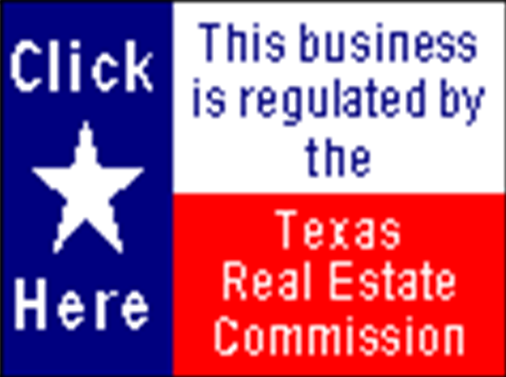 Texas Real Estate Commission regulated logo