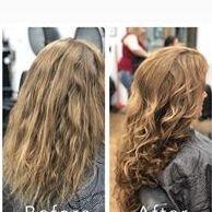 donna bella hair extensions, kera-link, 100% human remy hair