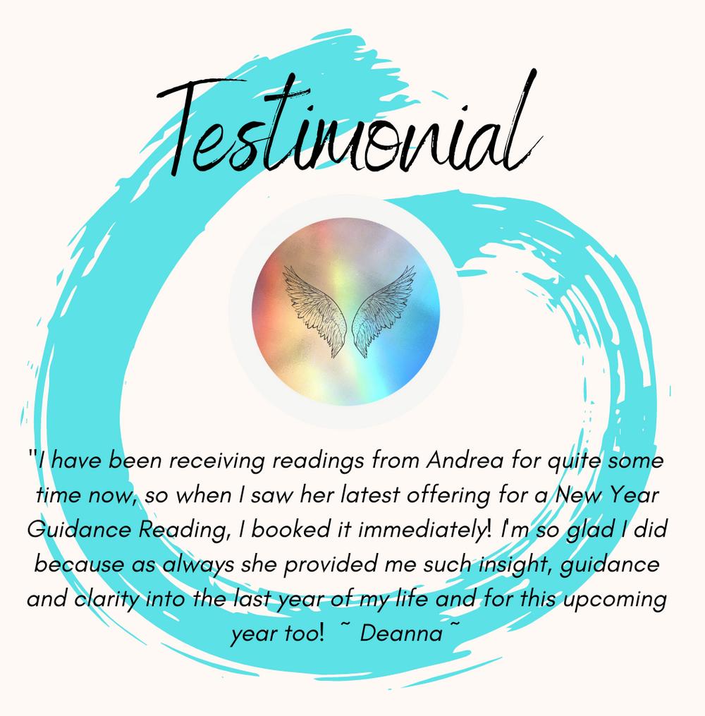 Testimonials, Thank you, Gratitude, Guardian Angels