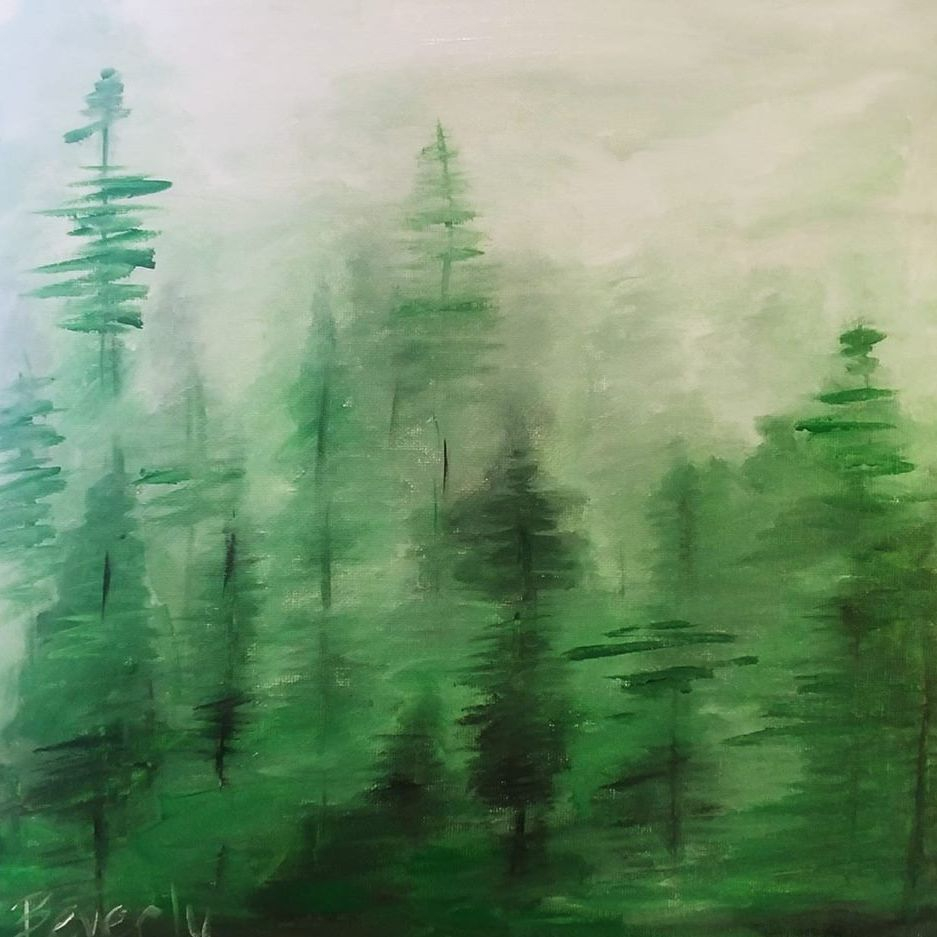 Forest Mist 1
