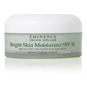 Eminence Firm Skin Starter, Emince Organic bright, exhalo Eminence