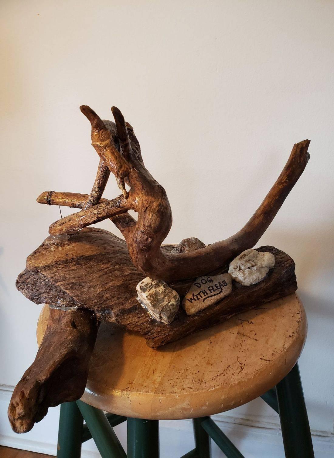 Art, driftwood, shells, stones, rocks, sea glass, river glass, eclectic, local art