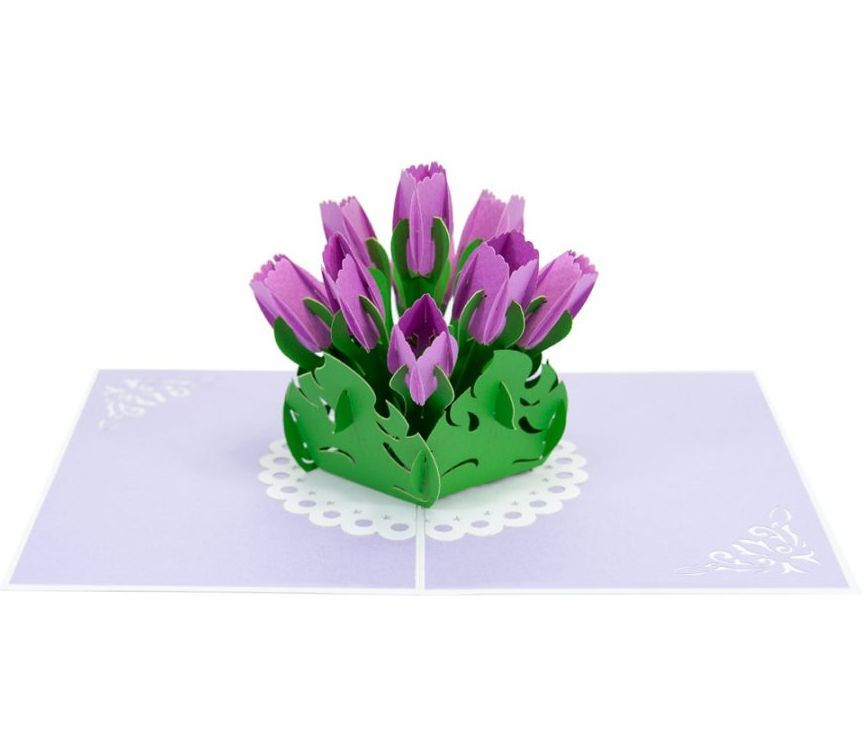 Tulip (Purple)