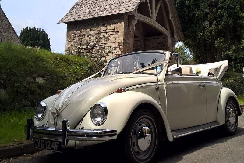 Mr Bojangles VW wedding hire devon cornwall somerset dorset
