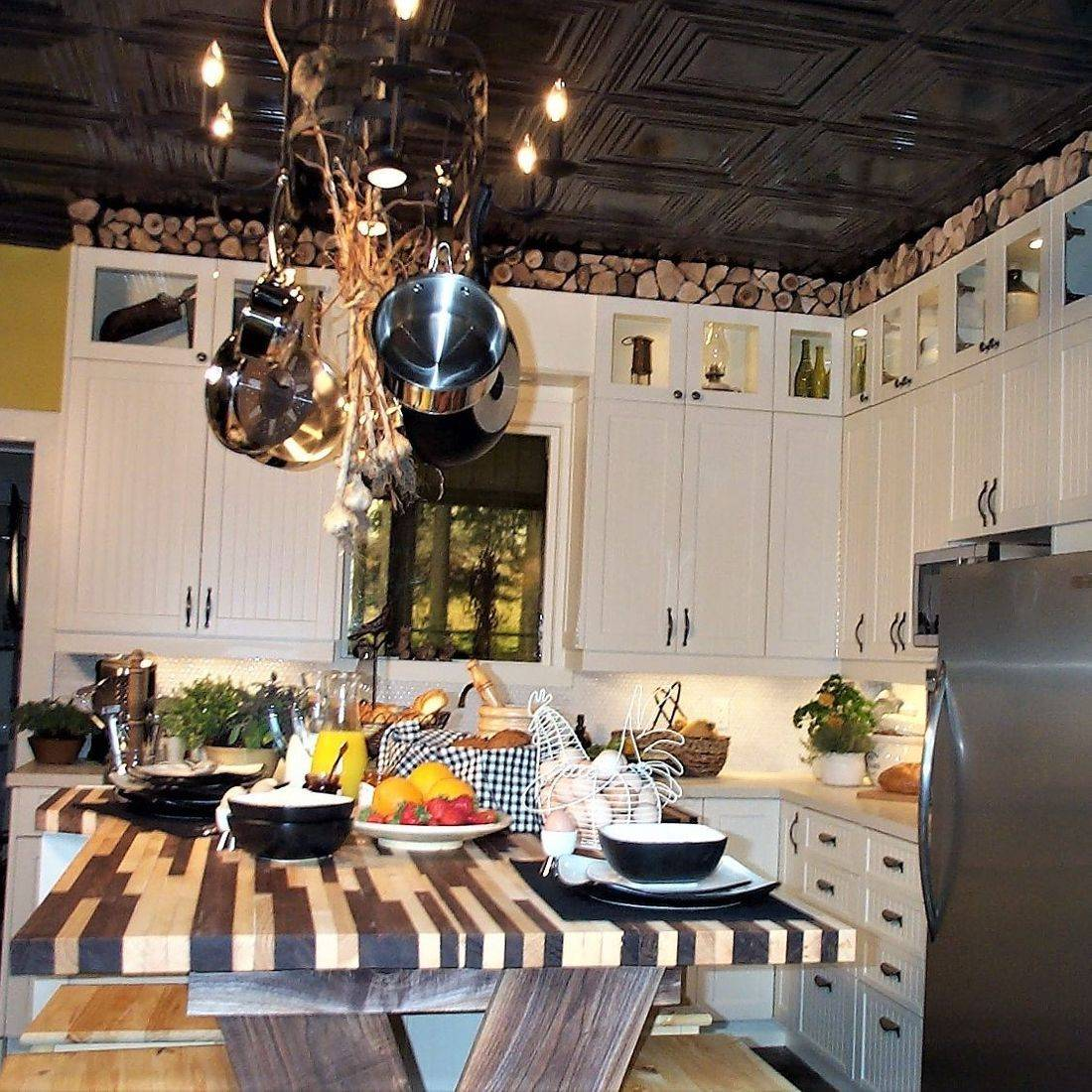 Sibra Kitchens Markham Toronto HGTV thermofoil cabinets