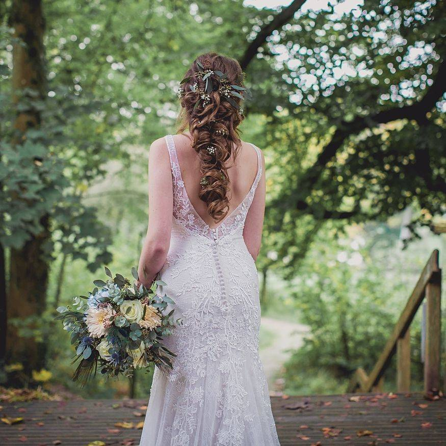 wedding Hair and Makeup Sussex