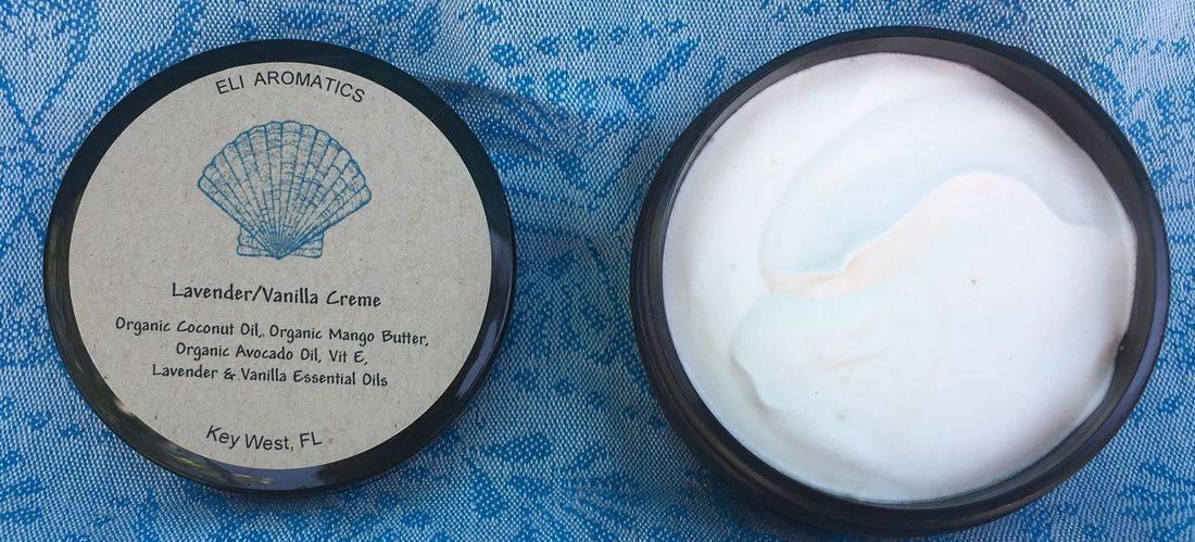 Lavender Vanilla Body Creme