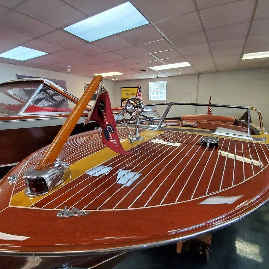 1956 Chris Craft Continental for Sale Bergersen Boat Co