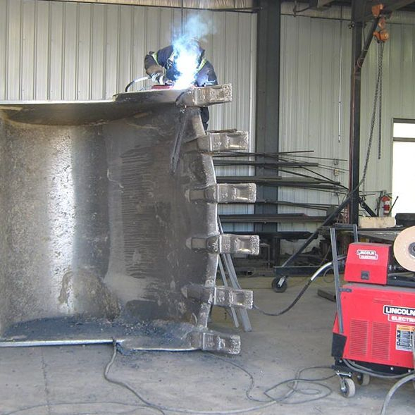 Equipment Buckets  Cleveland Ohio