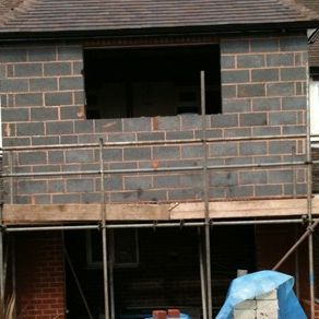 2 storey extension in Middlesbrough