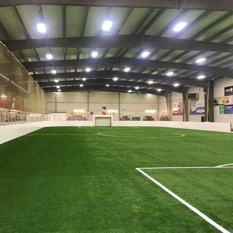 Indoor sport field turf