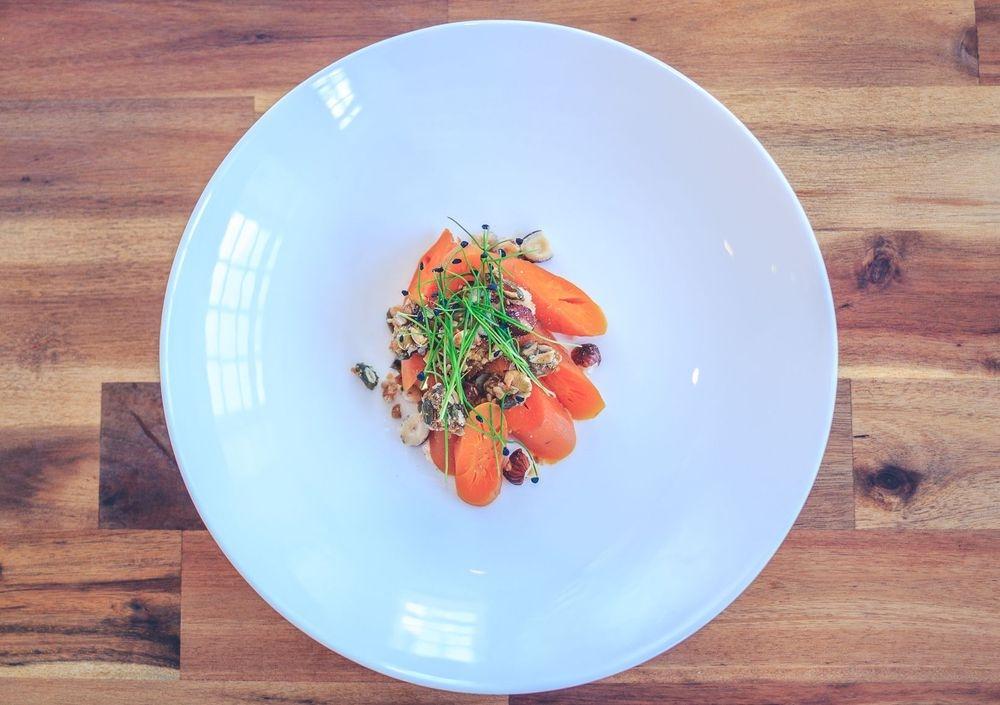 vegetarian side dish gets top marks