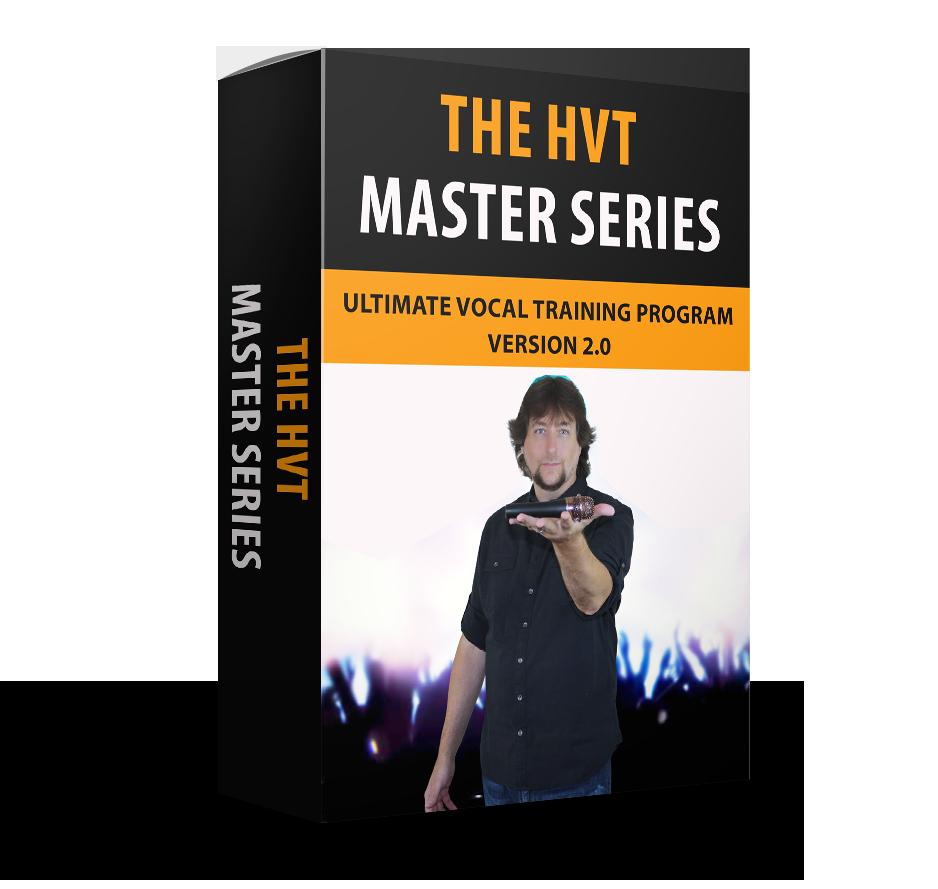 The HVT Master Series - Ultimate Vocal Training Program 2.0