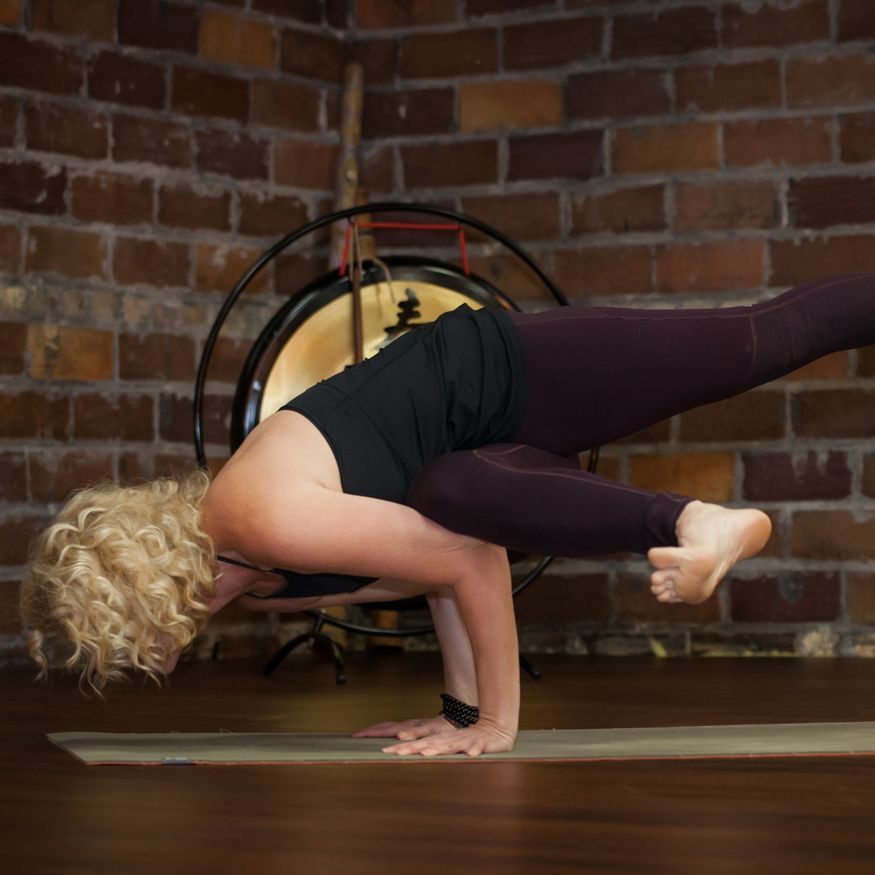 Jane Donnelly, Yoga Instructor