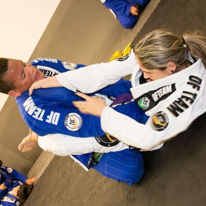 Brazilian jiu Jitsu - DF Fitness Martial Arts Center - Gloucester, MA