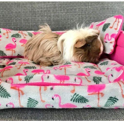 Flamingo sofa bed