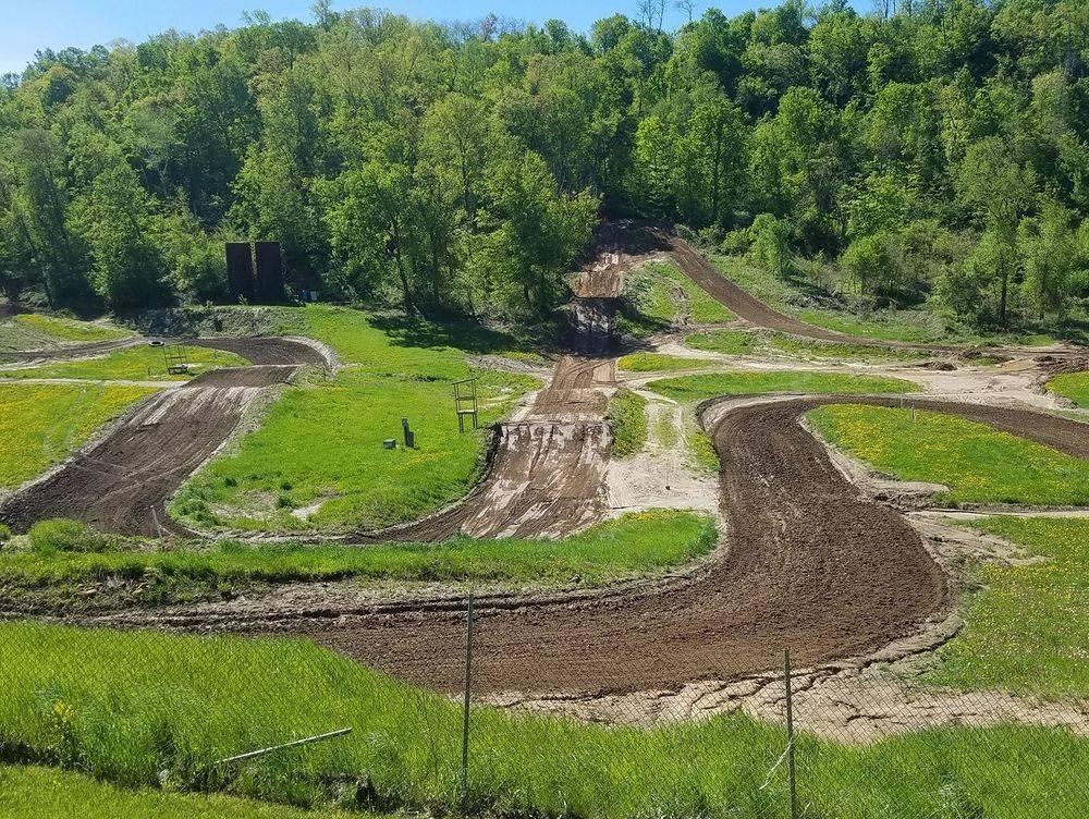 Dirt Bike Track Arkansaw Wisconsin