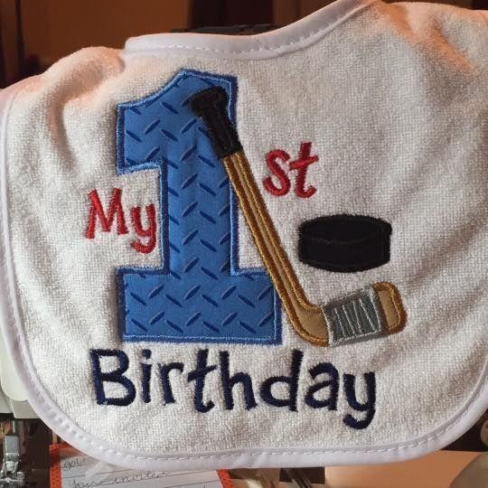 My First Birthday!