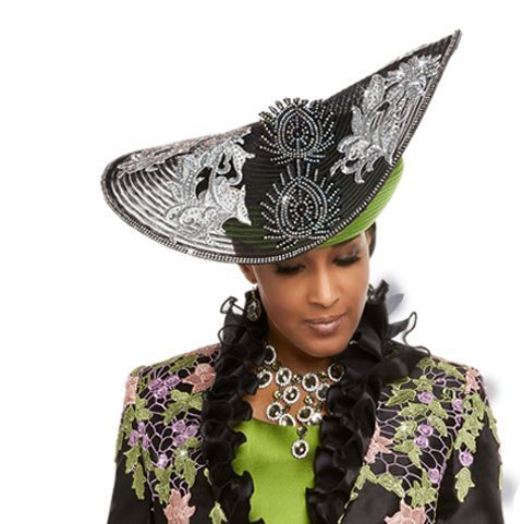 First Lady Black Hat