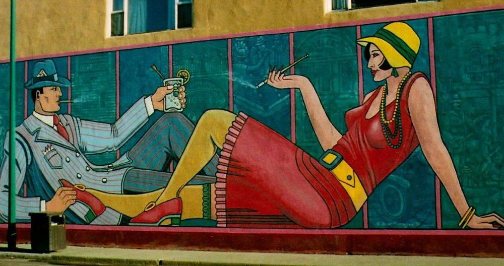 Moose Jaw Murals