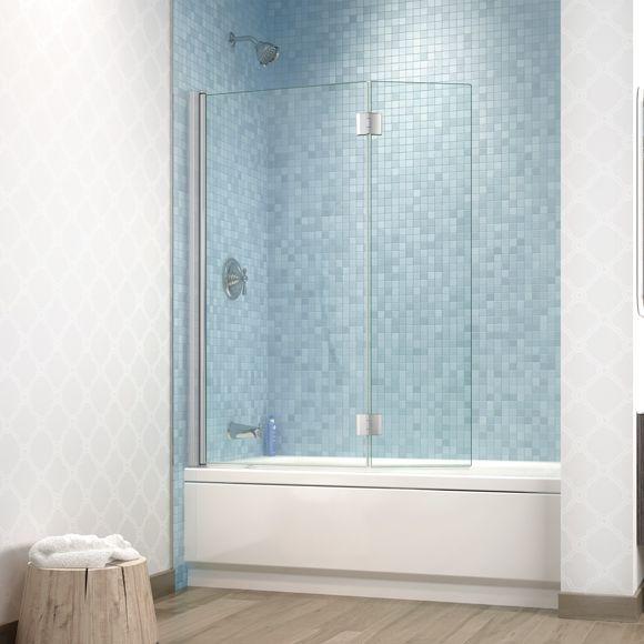Fleurco shower doors, shower doors, Bath Fitter , Bath Planet, Bath Liners Plus , tub liners, bathtub liners, acrylic tub liners, recouvrement de bain