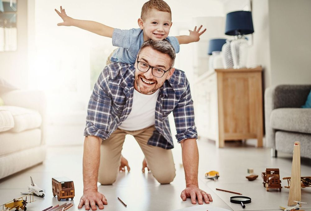 filial therapy improves parent-child relationships
