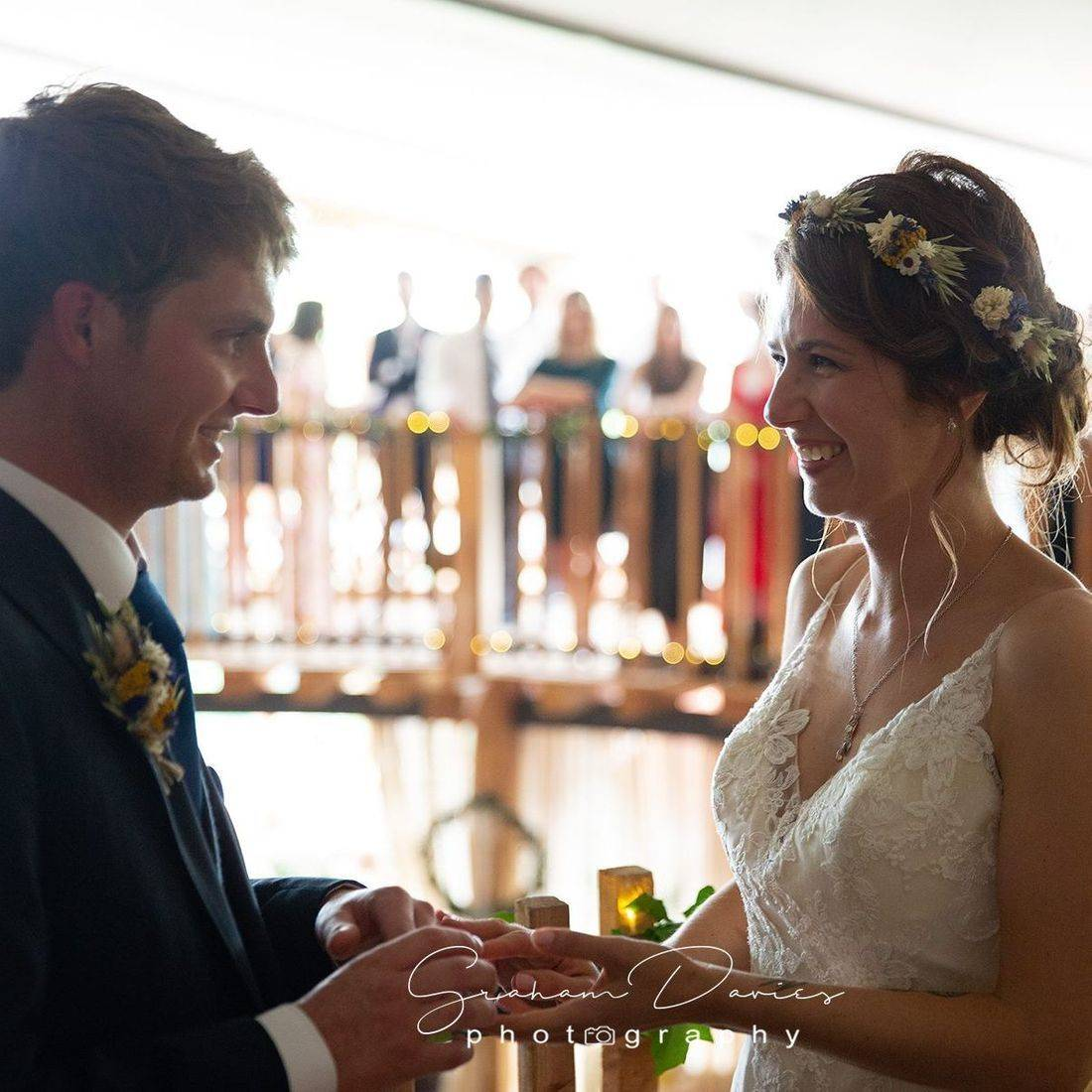 "Saying ""I Do"" at Coed Weddings"