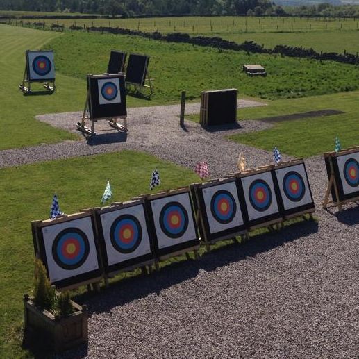 Regular archery shoots and competitions Sheffield