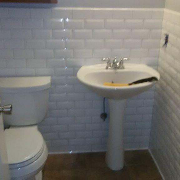Bathroom, tile, home, Indianapolis