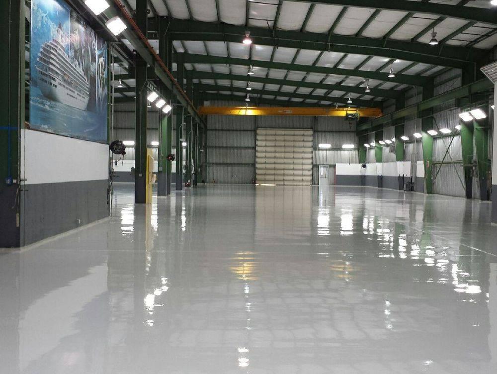 Industrial epoxy floor systems houston texas