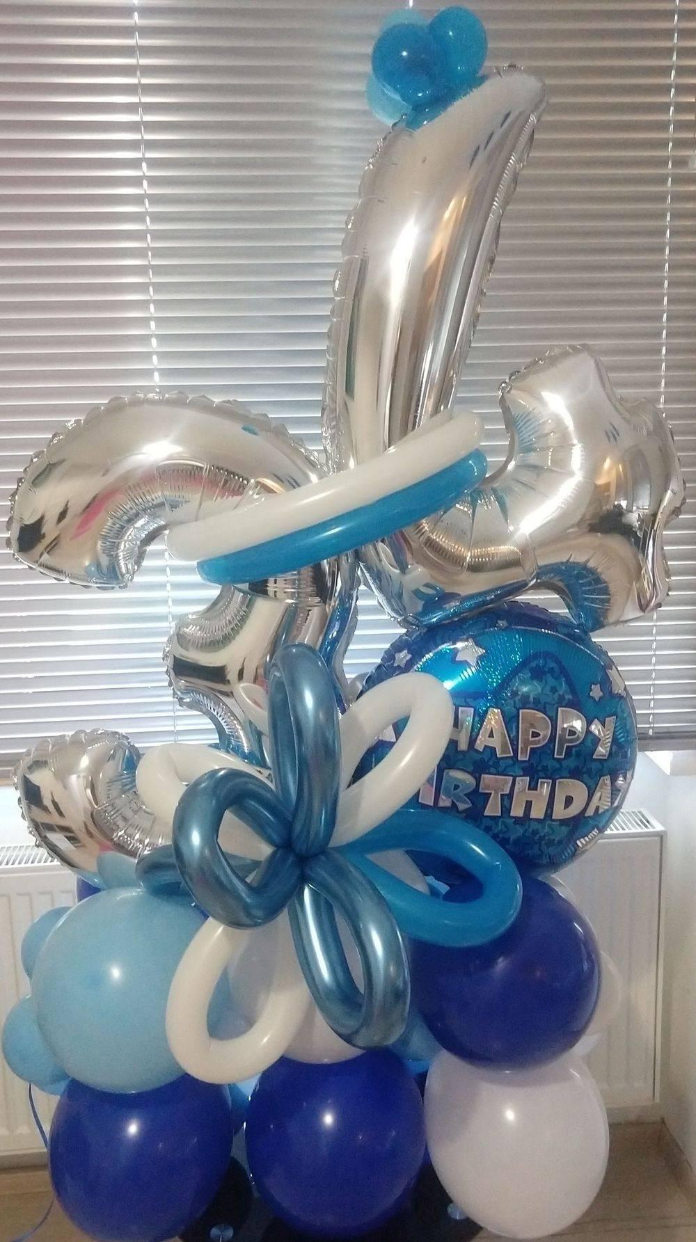 balonky, cisla, heliem, narozeniny, oslavy, nafukovaci, balloons