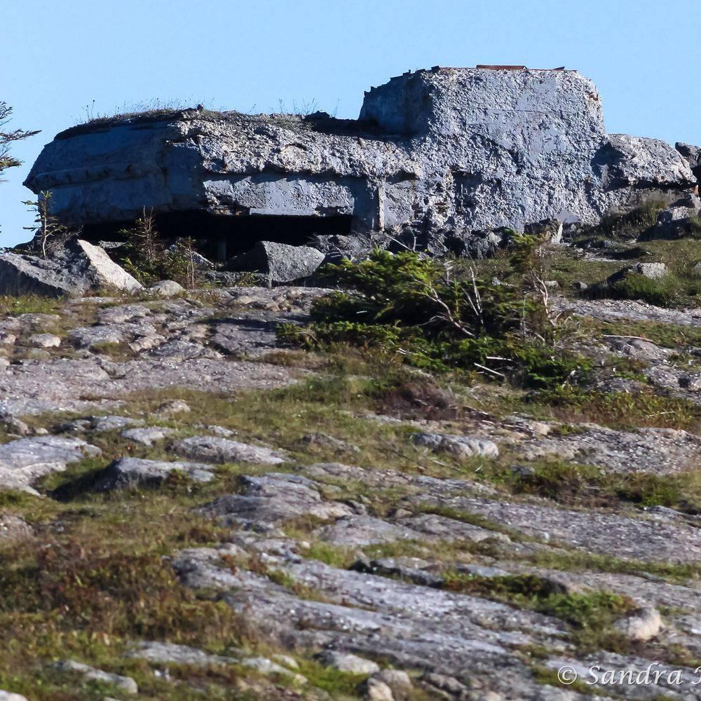 Father Troy Trail, East Coast Trail, Flatrock, Newfoundland