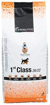 ImperialFood 1st Class Hondenvoeding Ellen's Happy Dogs Hasselt