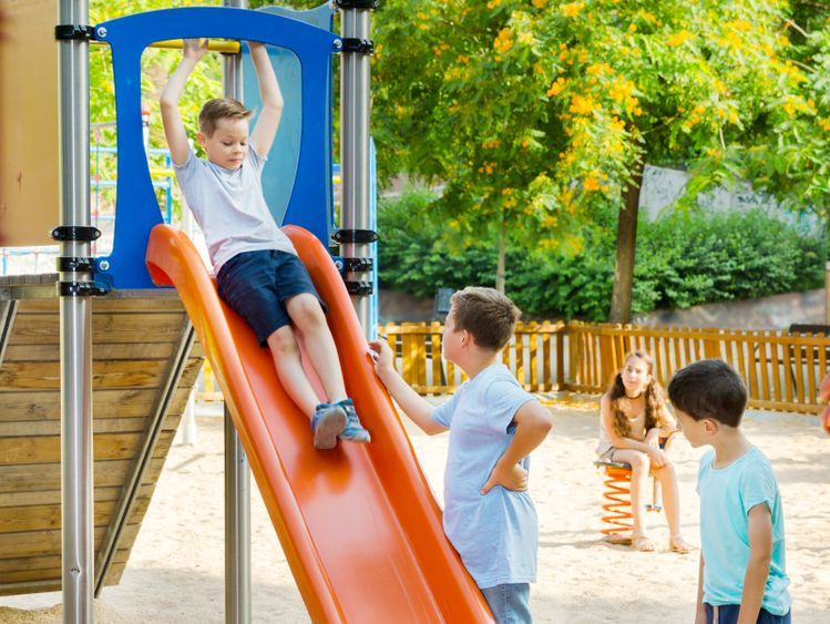 Get serious about playground safety