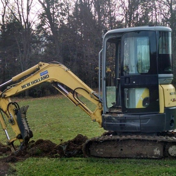 Chenango County, NY Excavation