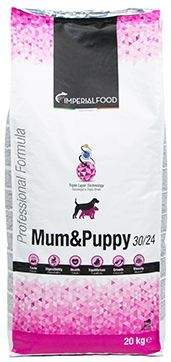 ImperialFood Mum & Puppy Hondenvoeding Ellen's Happy Dogs Hasselt