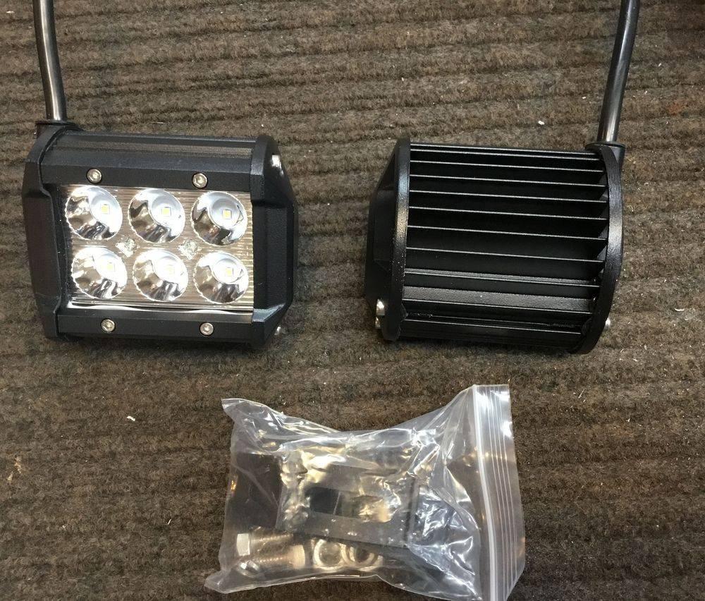kubota led tractor lights. specialty repairs custom mods
