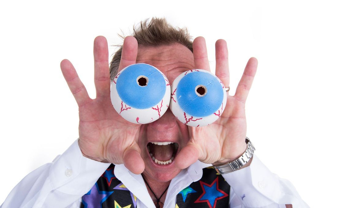 Dizzy Dean and his amazing Puppet show based in Wallingford Oxfordshire show for Children aged between 3 and 7
