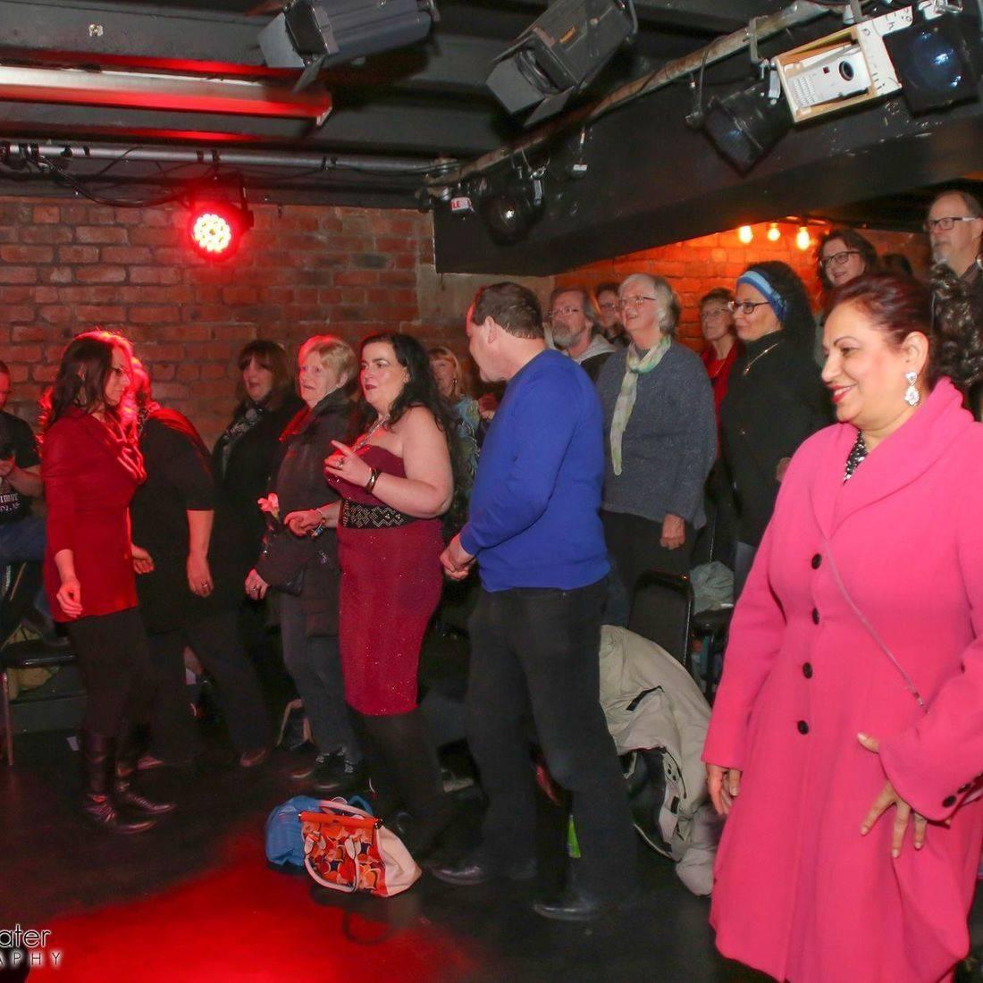 Earthmoves creative dance tutition energy joyful event