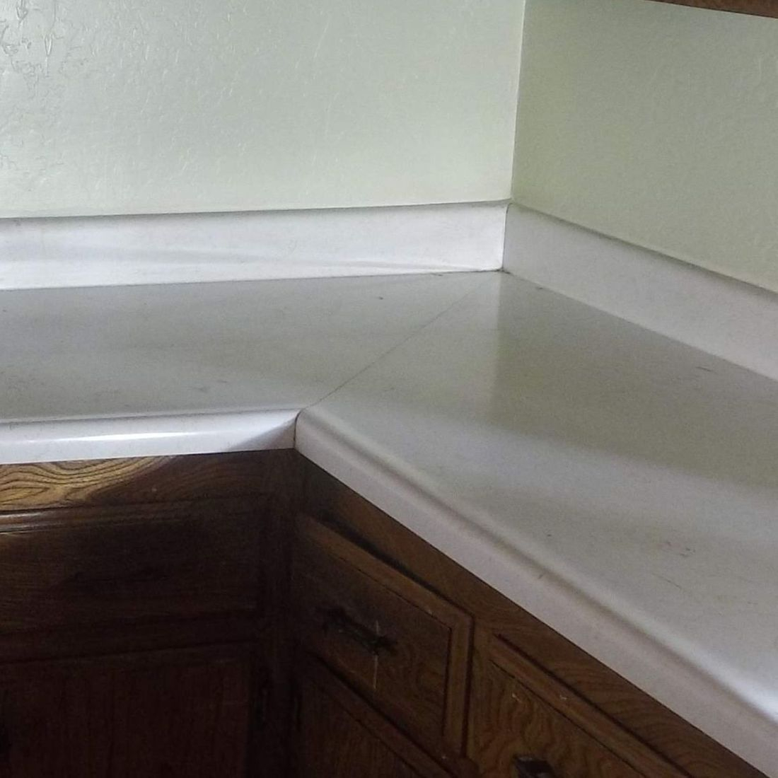 Old Kitchen Counter-top