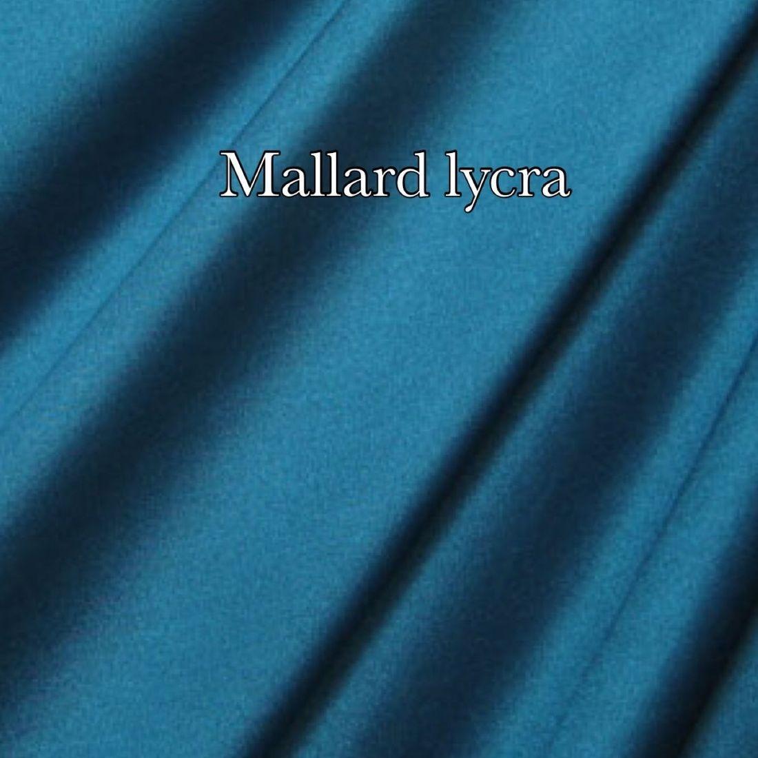 Mallard lycra