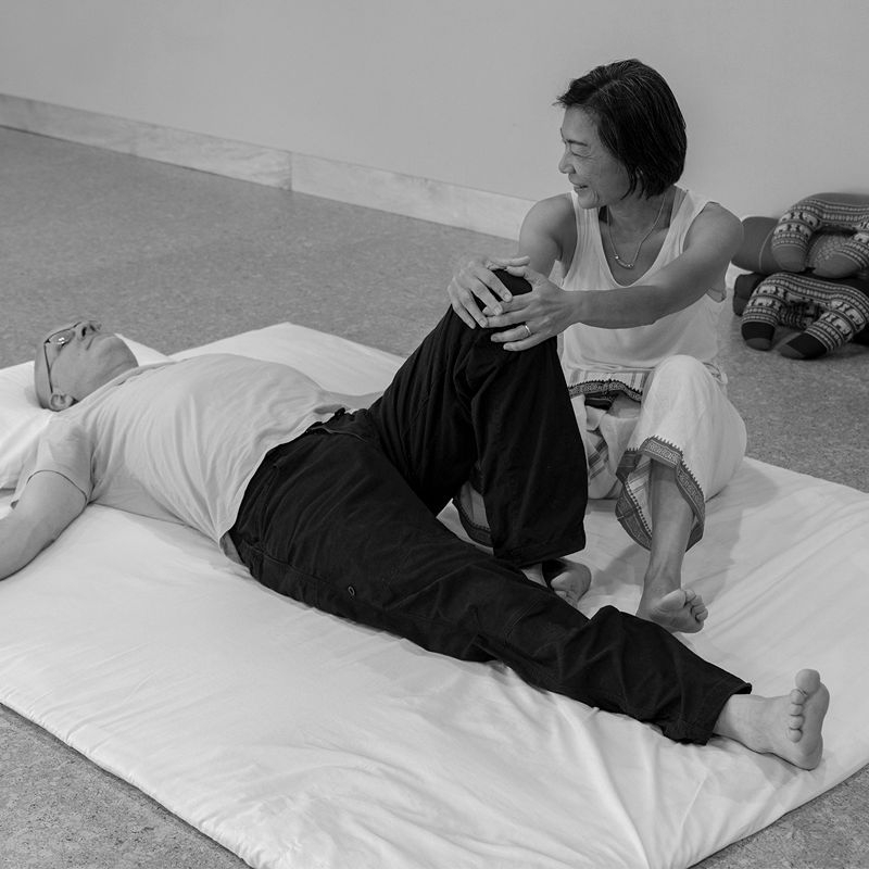 Yvonne Twa, Thai Massage