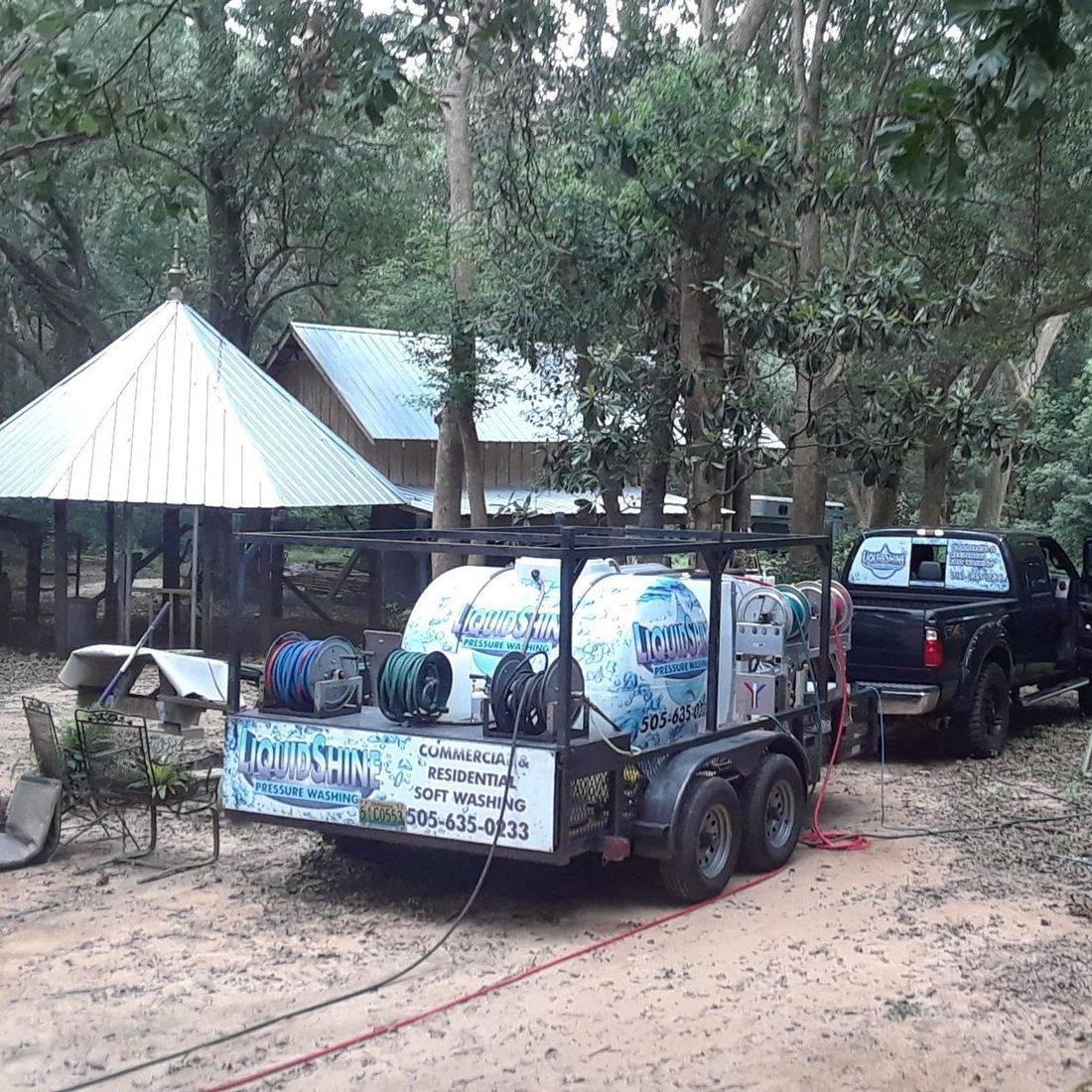 Pressure Washing Baldwin County Alabama