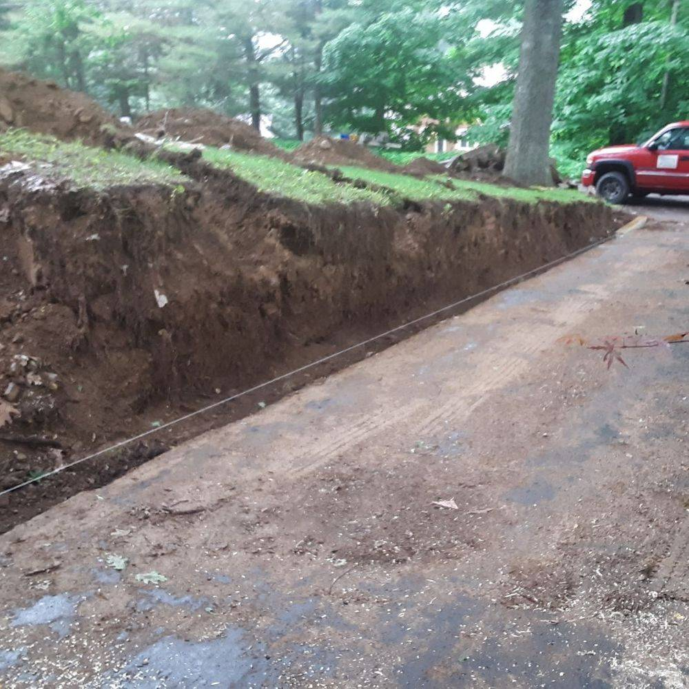 Lawn care, retaining wall, lawncare near me,