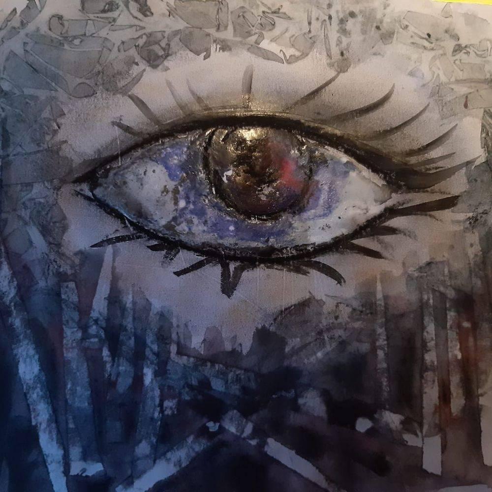 Artponen, Alise Arponen, acryl painting, art
