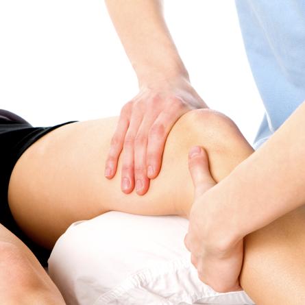 Physio Knee treatment
