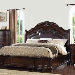 Mahogany Bedroom