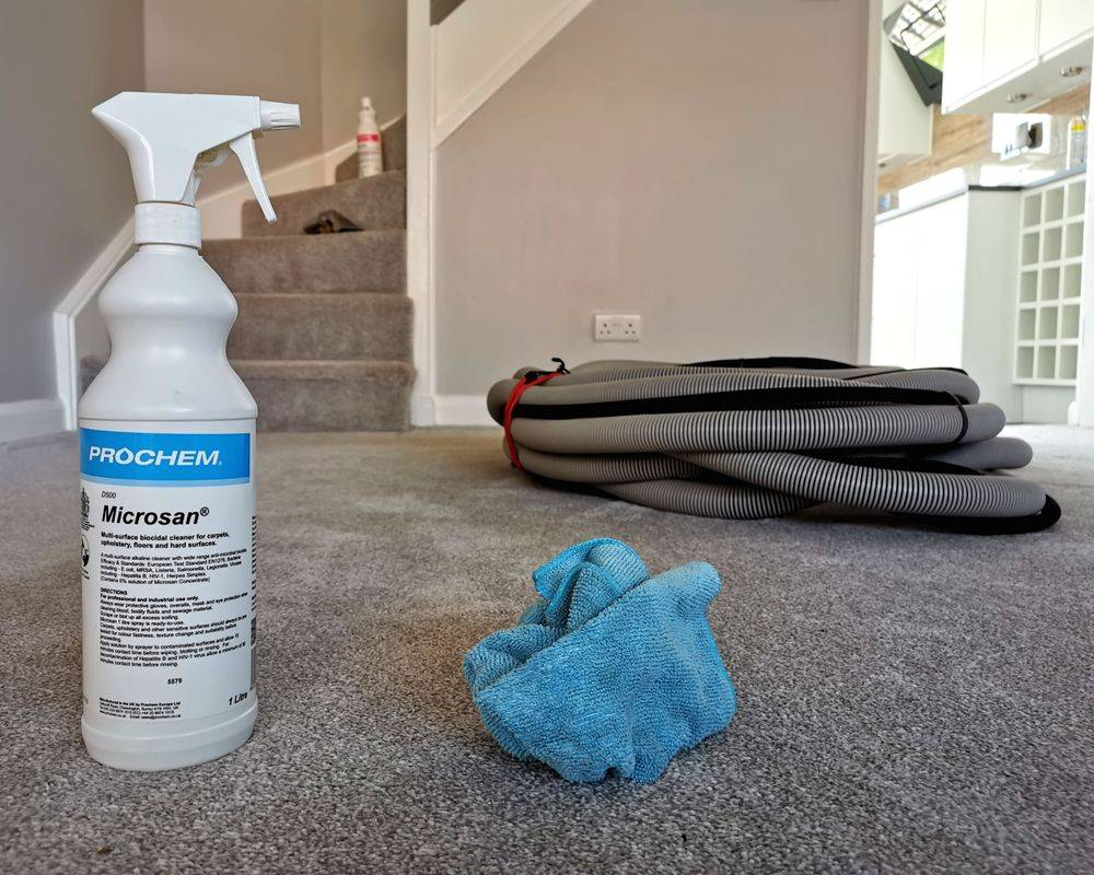 Microsan Anti-Microbial Cleaning Spray