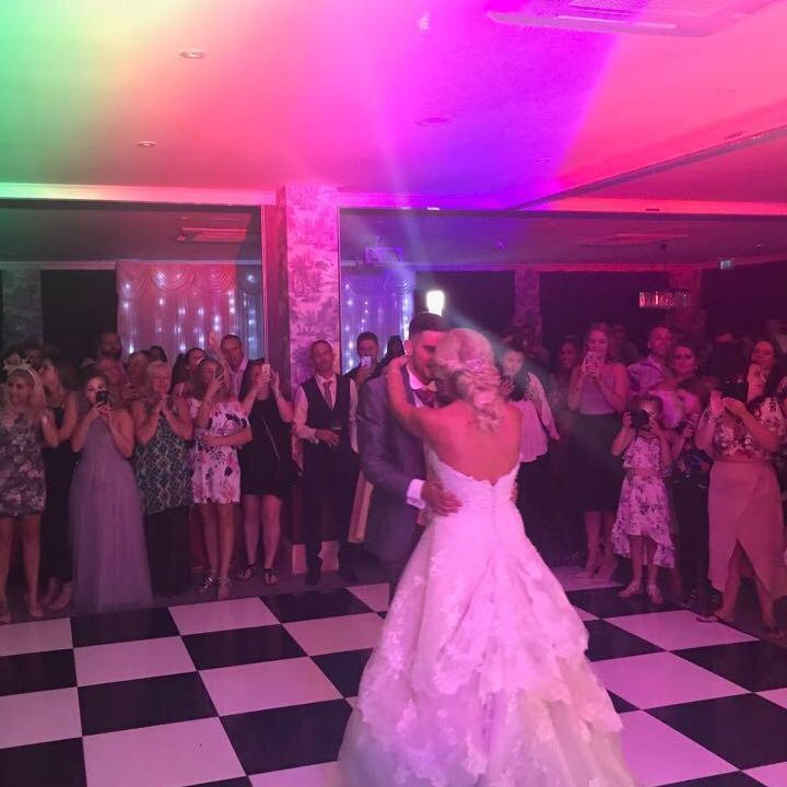 first dance woughton house
