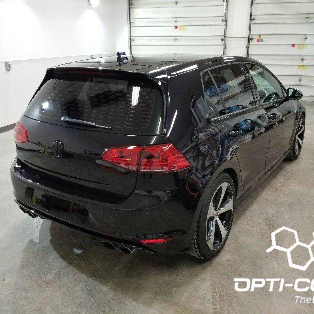 Kelowna VW Golf R Ceramic Coating